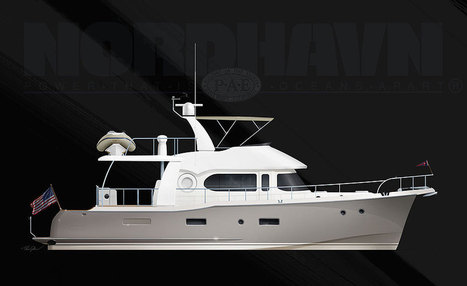 The Nordhavn 59 Coastal Pilot: The Transitional Boat - Talking Long Range Yachts | Boat Industry & Economics | Scoop.it
