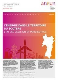 Strasbourg - L'énergie dans le territoire du Scoters, état des lieux 2013 et perspectives | Dernières publications des agences d'urbanisme | Scoop.it