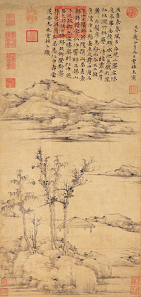 Landscape Painting | Chinese Art Gallery | China Online Museum | F-2 Arts - Focus on China | Scoop.it