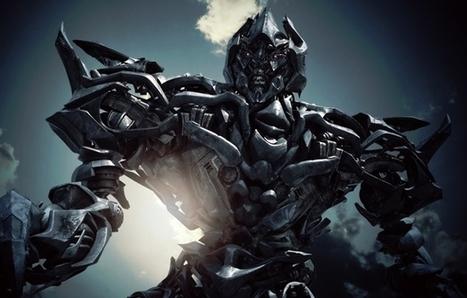 Megatron, Eat Your Heart Out. MIT Has Built 'Transformer' Blocks.   Trending Tech Transfer   Scoop.it