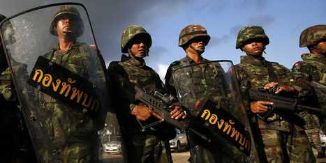 Thai Army Has Taken Control Of The Government - Business Insider | Information management | Scoop.it