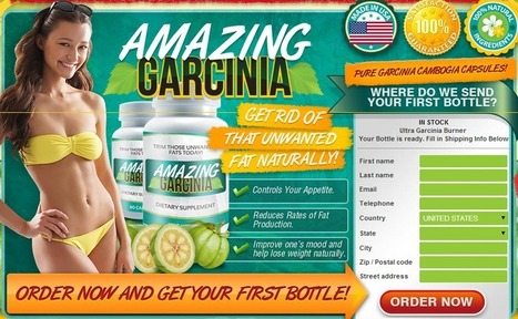 Amazing Garcinia Review – Get 100% Risk Free Trial HERE!!!! | School Shows and State Standards: Inspire and Equip Your Students | Scoop.it