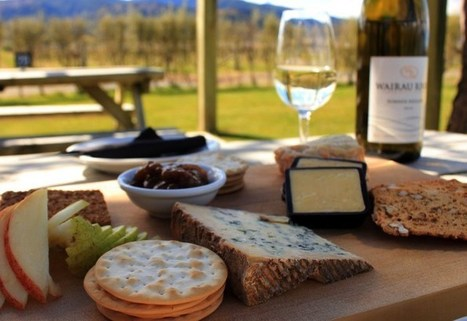 Guide to Pairing Wine and Cheese - Dishing Delish | Food & Wine Pairing with Whites, Rosés & Reds from Bordeaux & Bordeaux Supérieur | Scoop.it