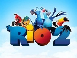Rio 2 Animation Movie Review, Ratings, Video Trailer Online   Digital Marketing Services   Scoop.it