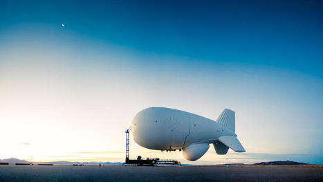 Pentagon suspends troubled missile defense system at center of 'runaway blimp' | Upsetment | Scoop.it