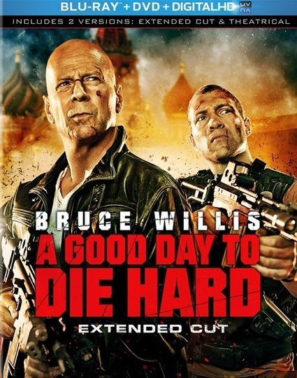 Blu-ray Review: 'A Good Day to Die Hard' May Kill Off Franchise - HollywoodChicago.com   A Good Day To Die Hard 5 costume   Scoop.it