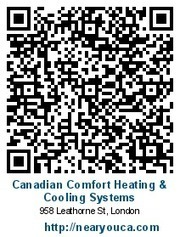 Canadian Comfort Heating & Cooling Systems, London, +1(519) 686-1587 - 958 Leathorne St N5Z 3M7, Ontario - CANADIAN COMFORT HEATING & COOLING SYSTEMS, 5196861587, Canada - Business Directory - Canada | Canadian Comfort Heating & Cooling Systems | Scoop.it