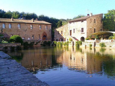 Alla scoperta di Bagno Vignoni in Toscana   La Locanda del Vino Nobile   B&B a Montepulciano » La Locanda del Vino Nobile   Scoop.it
