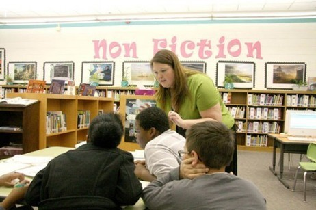 Dumbarton Elementary library named best in state - Henrico Citizen   ebooks & school libraries ... where are we going?   Scoop.it