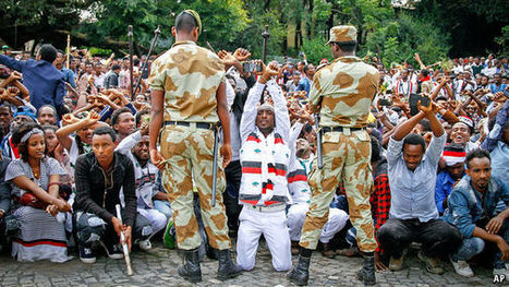 Ethiopia cracks down on protest | AP Human Geo in the News | Scoop.it