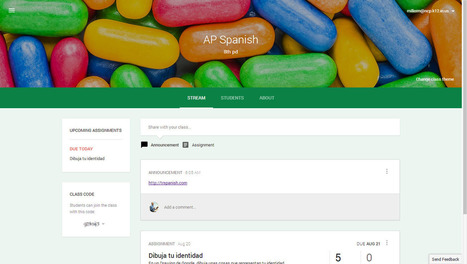 12 great ways to start using Google Classroom now | Ditch That Textbook | Madares Al Ghad Education Technology | Scoop.it