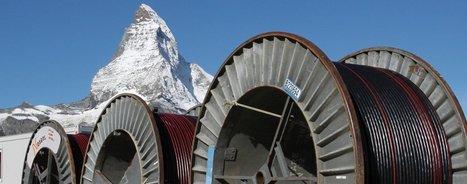 Ces industriels étrangers qui croient toujours en la Suisse - Le Temps | Suisse | Scoop.it