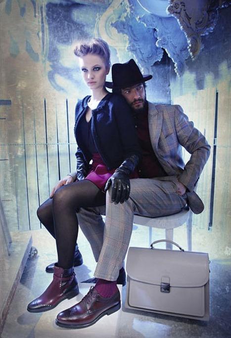 Aldo Bruè FW 2013/14 Collection to buy online | Le Marche & Fashion | Scoop.it