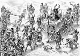 Divine Magic: Sacrifice and Prayer | Glorantha News | Scoop.it