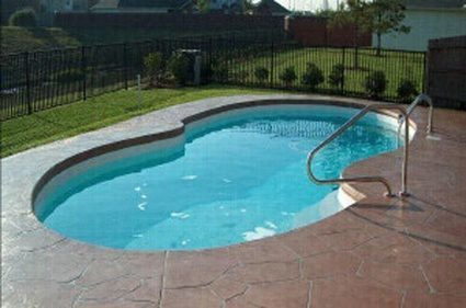 The Lazy S Swimming Pool | The Lazy S Fiberglass Swimming Pools | American Lazy S Pool | Make The Best Swimming Pool Deal With American Pools! | Scoop.it