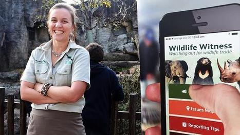 Help fight illegal wildlife trade with new App | Wildlife Trafficking: Who Does it? Allows it? | Scoop.it