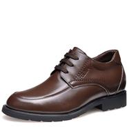 Black / Brown Men Height Inceasing Dress Shoes grow taller 6cm / 2.36inch | Elevator shoes for men | Scoop.it