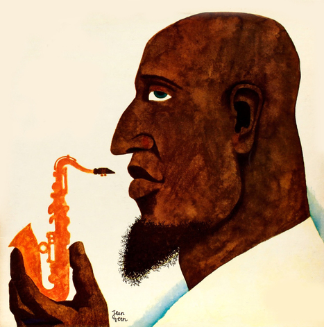 Colour your life: SONNY ROLLINS by JEAN VERN | Jazz Plus | Scoop.it