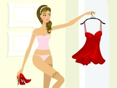 What Does Your Lingerie Color Say About You? | YourTango | Morning Radio Show Prep | Scoop.it