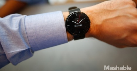Android Wear Developers Can Soon Create Custom Smartwatch Faces | UX-UI-Tech for Enhanced Human | Scoop.it