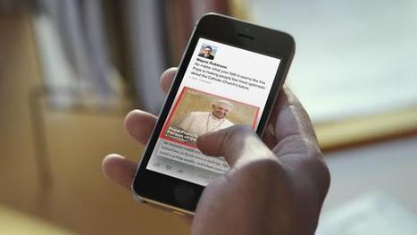 Introducing Paper – Stories from Facebook | On Line Marketing | Scoop.it