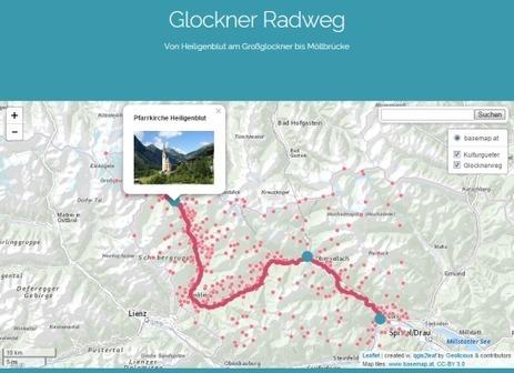 Publishing interactive web maps using QGIS | GIS, data, BI, IT | Scoop.it