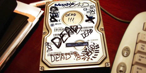 How To Diagnose And Fix A Dead Hard Drive To Recover Data   Technology in Education   Scoop.it