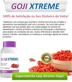 Goji Xtreme Weight Loss Supplement Revisão - é que Funciona? | The Perfect Solution to Lose Weight | Scoop.it