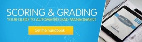 Why Lead Scoring Just Isn't Enough - Pardot | Digital-News on Scoop.it today | Scoop.it