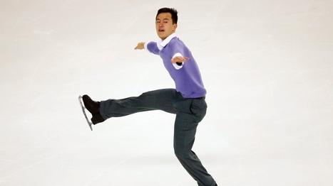 Patinage artistique : Patrick Chan ajoute un deuxième triple axel à son programme libre | Patinage artistique | Scoop.it
