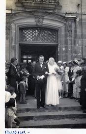 Histoires de Familles: 9 juillet 1934, MARIAGE de Marcel et Germaine, mes grands-parents | histoirefamilles | Scoop.it