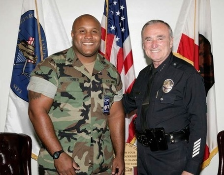 LAPD VS Christopher Dorner Case File Leaked, Proves LAPD Have Been Lying About Entire Thing | Alternative | Police Problems and Policy | Scoop.it