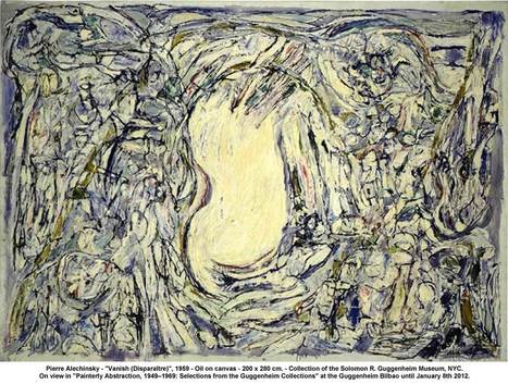 Art News | The Guggenheim Bilbao Opens Painterly Abstraction ... | Museums Around the World | Scoop.it