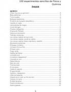 100 experimentos sencillos de fisica y quimica | MORFOLOGIA UCSC | Scoop.it