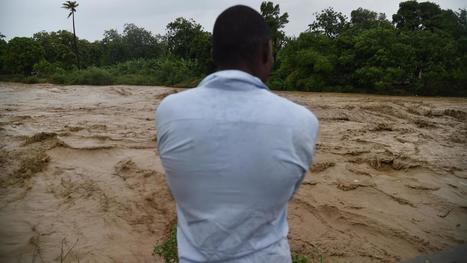 VIDEO. Haïti : inondations et paysages dévastés après le passage de l'ouragan Matthew | Risques environnement & santé, changement climatique, risques liés aux modes de vie contemporains | Scoop.it