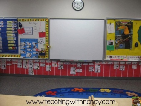 Who's Who and Who's New: Maximize Your Letter and Word Wall's ... | Instructional strategies for ELLs | Scoop.it