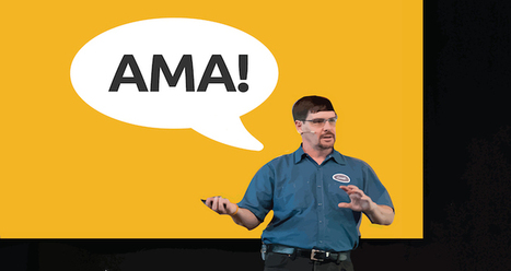 The 12 Best Answers from Gavin Andresen's Reddit AMA | ONLINE NEWS | Scoop.it