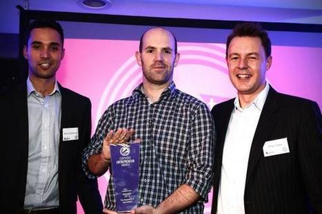 Twitter / Raspberry_Pi: Here's Eben and the award ... | Raspberry Pi | Scoop.it