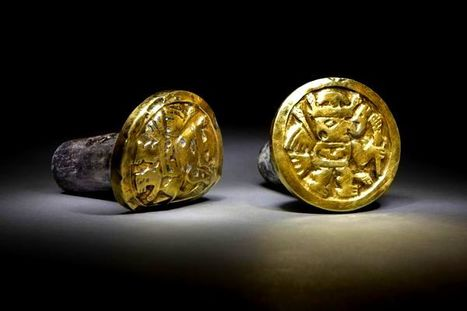 First Unlooted Royal Tomb of Its Kind Unearthed in Peru | Merveilles - Marvels | Scoop.it