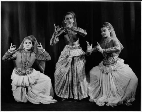 Mrinalini Sarabhai Dance Company   Bharatanatyam   Scoop.it