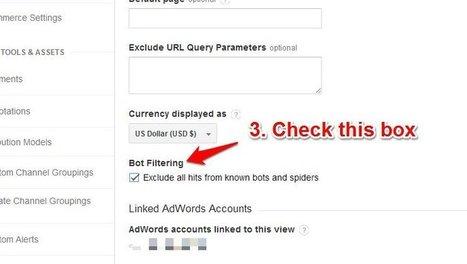 Block semalt.com From Google Analytics In 2 Minutes - Brent Baltzer | Digital Marketing News | Scoop.it