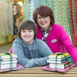 Paddy Roche - Winner of Junior Category Specsavers Children's Writing Competition | The Irish Literary Times | Scoop.it