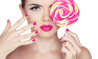 Cute Nail Designs You'll Absolutely LOVE! - We Heart Nails! | Nails | Scoop.it