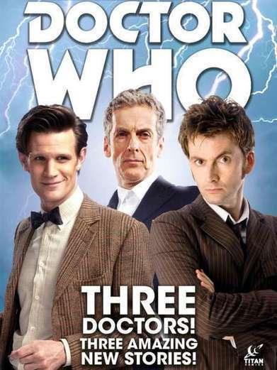 Titan Comics hará un crossover de 'Doctor Who' en los cómics - Terra.com   In the name of the Doctor   Scoop.it