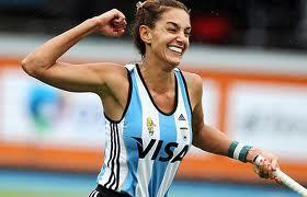 Luciana Aymar left the professional hockey | Gabriel Lamperti | Scoop.it