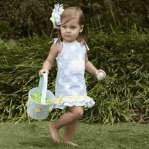 Mud Pie Children's Clothing- Bunny Dress-Trendy and Stylish Baby Clothes. Find|Buy|Shop|Compare|LollipopMoon.com only $27.95 - Mud Pie Baby Clothes | Mud PIe Baby Clolthes | Scoop.it