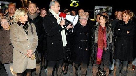 Bruno Genzana interdit de r&eacute;union<br/>au Z5 : pour qui le carton rouge ? | Revue de presse Bruno Genzana Municipales Aix-en-Provence | Scoop.it