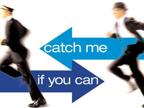 """W9 égalise son record d'audience avec  """"Catch me if you can 