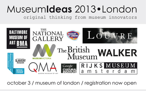 Museum Identity Ltd - high-quality conferences, study days, publications, for professionals | Inspiring blogs | Scoop.it