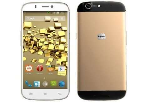 Micromax Canvas Gold launched online at Rs 23999/- | nokia | Scoop.it